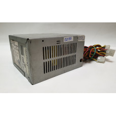 Блок питания ATX нестандарт. 200 Wt HP AF000123 80x80/2 пары питания АТ/molex