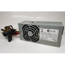 Блок питания ATX нестандарт. 300 Wt PowerMan IP-S300FF7-0 80x80/24pin/4pin/SATA