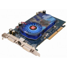 Видеокарта AGP 512 Mb ATi Radeon HD3650 128 bit DDR2 Dual DVI/TV-out