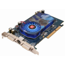 Видеокарта AGP 512 Mb ATi Radeon HD3650 128bit DDR2 Dual DVI/TV-out
