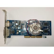 Видеокарта AGP 256 Mb GeForce 6200 64 bit DVI/TV-out