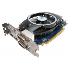 Видеокарта PCI-E 1024 Mb ATi Radeon HD5750 Sapphire 128 bit GDDR5 DisplayPort/HDMI/Dual DVI
