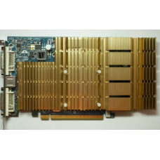 Видеокарта PCI-E 256 Mb ATi Radeon X1650 GIGABYTE GV-RX165256D-RH 128 bit DDR2 Dual DVI/TV-out