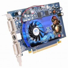 Видеокарта PCI-E 512 Mb ATi Radeon HD2600 PRO 128bit DDR2 Dual DVI/TV-out