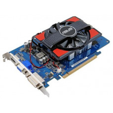 Видеокарта PCI-E 1024 Mb GeForce GT440 ASUS 128bit DDR3/HDMI/DVI/VGA