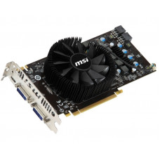 Видеокарта PCI-E 1024 Mb GeForce N560GTX-M2D1GD5 MSI 256bit GDDR5 Mini HDMI/Dual DVI