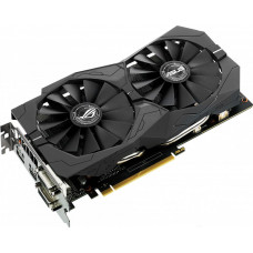 Видеокарта PCI-E 2048 Mb GeForce ASUS GTX 1050 STRIX O2G GAMING 128bit GDDR5 DisplayPort/HDMI/Dual DVI (на гарантии)