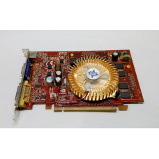 Видеокарта PCI-E 256 Mb GeForce 8600GS (NX8600GS-TD256E) Msi 128 bit DDR2 DVI/VGA/TV-out (новая)