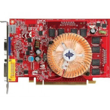 Видеокарта PCI-E 256 Mb GeForce 8600GS (NX8600GS-TD256E) 128 bit DDR2 DVI/VGA/TV-out