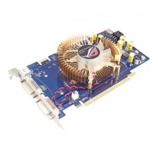 Видеокарта PCI-E 256 Mb GeForce 8600GTS ASUS 128 bit DDR3 Dual DVI/TV-out