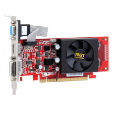 Видеокарта PCI-E 512 Mb GeForce GF210 64bit DDR2 HDMI/DVI/VGA