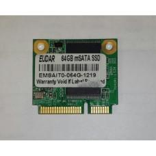 Твердотельный накопитель SSD mSATA 64Gb Eudar Bulk M2680