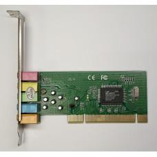 Звуковая карта PCI C-Media 8738 6-ch