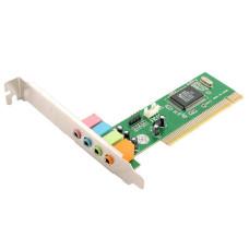 Звуковая карта PCI C-Media 8738 4-ch