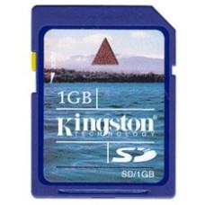 Карта памяти SD 1 Gb Kingston