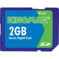 Карта памяти SD 2 Gb KINGMAX