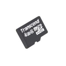 Карта памяти microSDHC 4 Gb Transcend class4 (б/у)