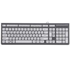 Клавиатура USB Red Square RSQ-KBWD-002-GR (новая)