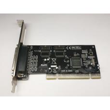 Контроллер PCI LPT MosChip MCS9865IV-AA