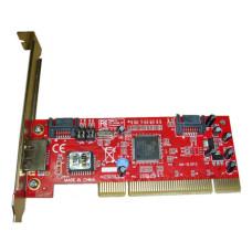 Контроллер PCI eSATA