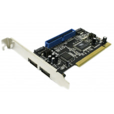 Контроллер PCI SATA x2 ST-Lab