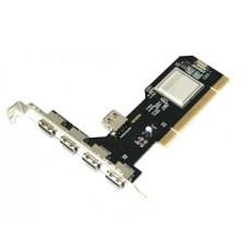 Контроллер PCI USB 2.0 x4 NEC D72010XF1