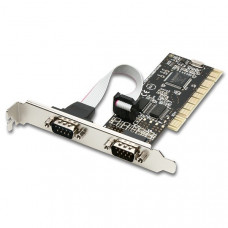 Контроллер PCI com-port x2 MosChip MCS9835CV