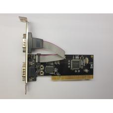 Контроллер PCI com-port x2