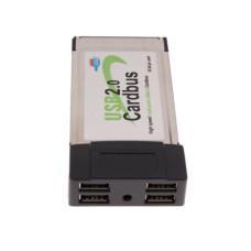 Контроллер PCMCIA Cardbus G-PM601 (полный комплект)