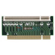 Контроллер райзер JM139 PCI to PCI (г-образный)