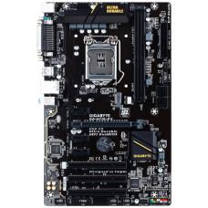 Материнская плата LGA 1151 Gigabyte GA-H110-D3 Intel H110 DDR4 x2/PCI-E x4/PCI x3/M.2/PS-2 x2/LPT/com-port/VGA/USB 3.0 x2/LAN/USB 2.0 x2/SB/ATX