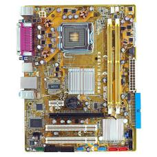 Материнская плата LGA 775 ASUS P5GC-MX/1333 Intel 945GC DDR2 x2/PCI-E x2/PCI x2/com-port/LPT/VGA/LAN/USB 2.0 x4/PS-2 x2/SB/microATX