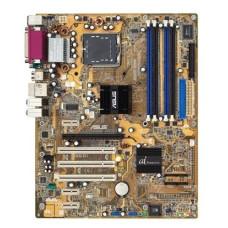 Материнская плата LGA 775 ASUS P5GD1 PRO Intel 915P DDR x4/PCI-E x4/PCI x3/PS-2 x2/LPT/s-pdif/com-port/USB x4/LAN/SB/ATX