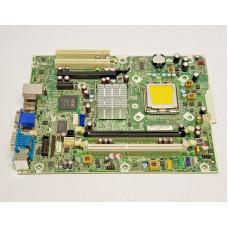 Материнская плата LGA 775 HP Pro 4000 607173-001 Intel G41 DDR3 x2/PCI-E x2/PCI x2/LAN/USB 2.0 x4/VGA/DVI/com-port/PS-2 x2/SB/BTX