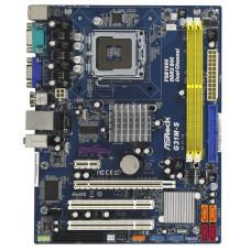 Материнская плата LGA 775 AsRock G31M-S Intel G31 DDR2 x2/PCI-E x2/PCI x2/SB/USB 2.0 x4/VGA/LAN/PS-2 x2/com-port/microATX
