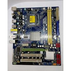 Материнская плата LGA 775 AsRock P43ME Intel P43 DDR2 x2/PCI-E x2/PCI x2/PS-2 x2/s-pdif/optical/USB 2.0 x6/LAN/SB/microATX
