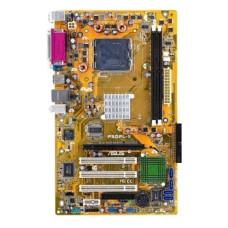 Материнская плата LGA 775 ASUS P5GPL-X Intel 915PL DDR x2/PCI-E x2/PCI x3/S-PDIF/com-port/LPT/LAN/USB 2.0 x4/PS-2 x2/SB/ATX