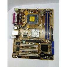 Материнская плата LGA 775 ASUS P5PE-VM Intel 865G DDR x2/AGP/PCI x3/LAN/USB 2.0 x4/SB/com-port/VGA/LPT/PS-2 x2/microATX