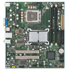 Материнская плата LGA 775 Intel D945GCPE Intel 945GC DDR2 x2/PCI x2/USB 2.0 x4/SB/LAN/PS-2 x2/VGA/microATX