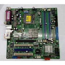Материнская плата LGA 775 MSI MS-7091 Intel 915P DDR x4/PCI-E/PCI x3/IEEE 1394 6p/LAN/SB/USB 2.0 x4/com-port/LPT/PS-2 x2/optical x2/s-pdif x2/microATX