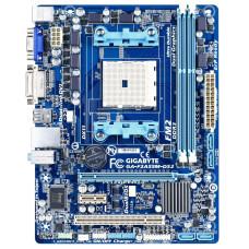 Материнская плата Socket FM2 GIGABYTE GA-F2A55M-DS2 AMD A55 DDR3 x2/PCI-E x2/PCI/PS-2 x2/VGA/DVI/USB 2.0 x4/LAN/SB/microATX