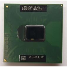 Процессор PGA478 Intel Celeron M 330 1.40 GHz 512/400
