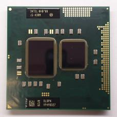 Процессор PGA988 Intel Core i5-430M 2.26 GHz 3M/35 Вт