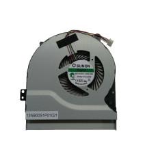 Cooler DC5V 2.25W 4 pin - ASUS X550, X550V, X450, X450CA
