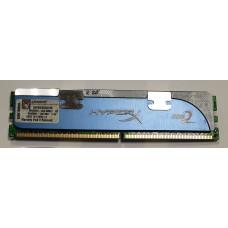 Оперативная память DDR2 2 Gb Kingston HyperX KHX8500D2K2/4G (1066 MHz) с радиатором