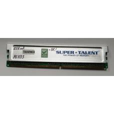 Оперативная память DDR2 256 Mb Super Talent PC333 (с радиатором)