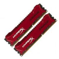 Оперативная память DDR3 8 Gb (4 Gb x2) PC19200 (2400 MHz) Kingston HyperX Savage HX324C11SRK2/8 (новая)