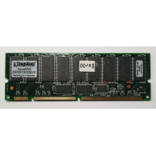 Оперативная память DIMM 256 Mb Kingston PC133 (с контролем четности)