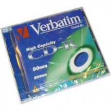 Диск CD-R 12cm Verbatim Extra Protection Surface 800 Mb (новый)