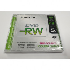 Диск mini DVD-RW 8cm Fujifilm 2,8 Gb (новый)